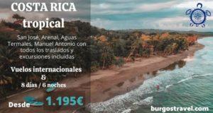 Costa Rica Viaje